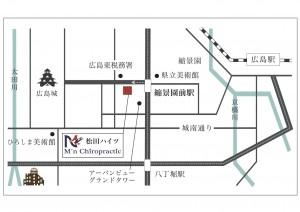 M'n 地図